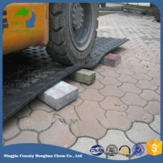 工地临时铺路板紧急通道临时铺路板易拼接