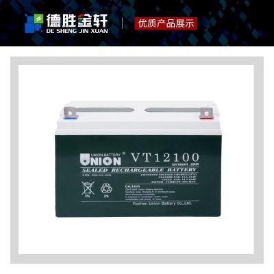 韩国友联蓄电池MX06100设备电瓶专用