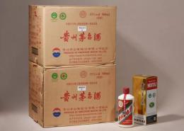 鹤山茅台酒瓶回收15年茅台酒瓶回收平台