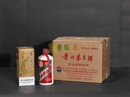 武汉回收18年茅台酒回收53度茅台酒多少钱