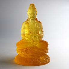 琉璃觀音菩薩 寺廟萬佛墻佛像 上海琉璃佛像