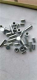 盲孔六角螺母柱壓鉚釘BSO-M2/M2.5底孔4.2