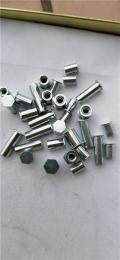 六角壓鉚螺柱壓板螺柱BSO-M3-3/4/5 4.2外徑