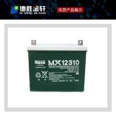 友联蓄电池MX06100风力发电