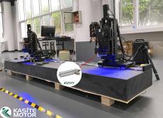 高精度微孔加工精密機械設備0.15-10mm打孔