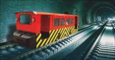 煤礦用電機車保護裝置