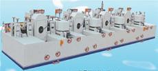重庆四组环保除尘方管自动抛光/拉丝机 CBT-