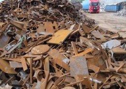 南沙废铁回收值多少钱