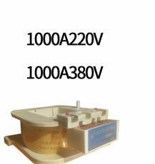 JWCJ15-1000/3消聲節能交流接觸器線圈電壓