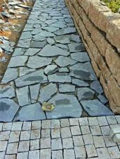 天然青石板碎拼石批发 青石板碎拼石批发