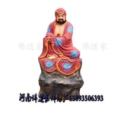达摩师祖雕塑