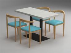 2020個性化定制高檔餐廳桌椅工廠直銷
