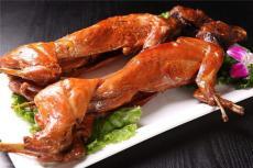 正宗烤兔做法桂林就能學到啦快來報名吧