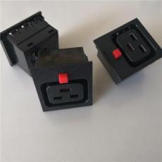 C19電源插座  PDU機柜專用插座 工業插座