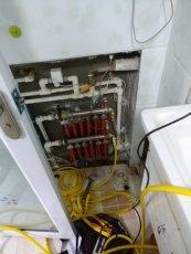 太原南中環水鉆打孔安裝衛浴潔具改管道