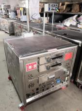燃氣自動控溫火燒爐 燒餅爐