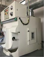 重庆环保湿式除尘双工位抛光机 CBT-BS02I