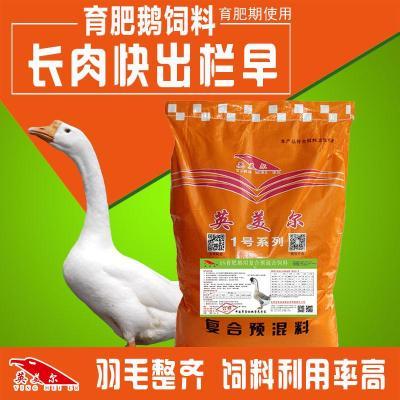 鹅吃什么长得快又肥 农村养鹅吃什么长得快