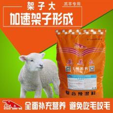羔羊育肥飼料配方 羊怎么養殖
