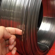 医用304不锈钢弹簧扁丝 0.12mm不锈钢扁线