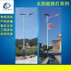 6米新農村太陽能路燈 西北貨源產地陜西西安