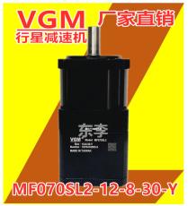 MF070SL2-12-8-30-Y配三菱伺服HG-KR13