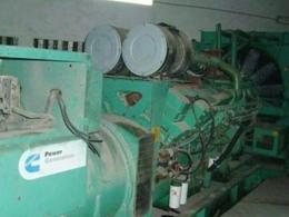 長興發電機回收價格長興二手發電機回收公司