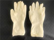 乳胶手套 米黄色乳胶手套手套厂家