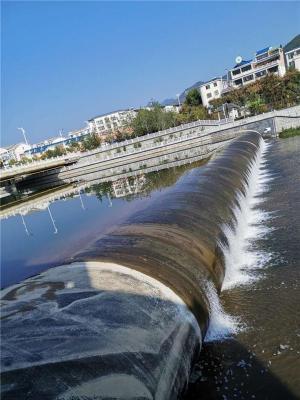 橡胶坝维修河道橡胶坝修补维修橡胶水坝