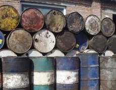 沈阳浑南区回收油桶废旧油桶