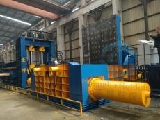 江阴产废钢压块机1000吨双主缸