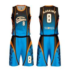 热升华定制洲卡服饰篮球团队服印字印号个性