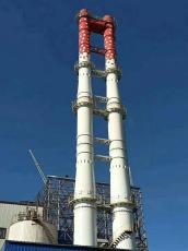 工業自立式套筒煙囪發電廠專用