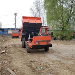 永州8噸履帶運輸車手推式小型
