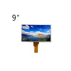 9寸奇美數碼工控顯示屏液晶模組TTL LCD