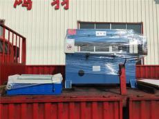 鴻羽機械40噸油壓裁斷機剛性好確保機械平衡