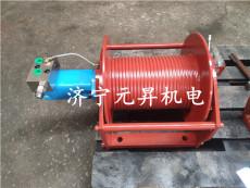 柳州勾机液压绞车2吨提升起重液压卷扬机