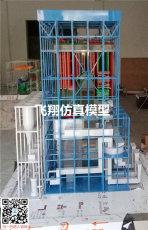 火力發電廠模型  鍋爐模型    汽輪機模型