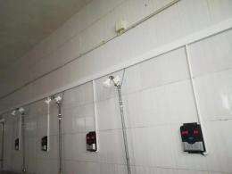 浴室水控器澡堂刷卡机淋浴室刷卡机
