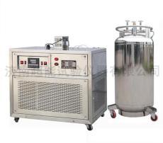 196度液氮壓縮機制冷兩用沖擊試樣低溫槽