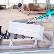 移动式犁式卸料器 聚氨酯刮板卸料器