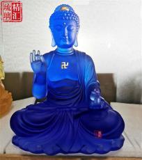 上海江蘇琉璃佛像定制批發 古法琉璃佛像廠