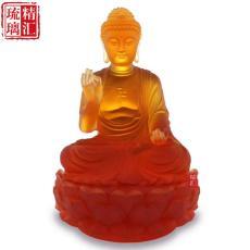 寺廟琉璃萬佛墻佛像 廣州琉璃佛像加工廠家