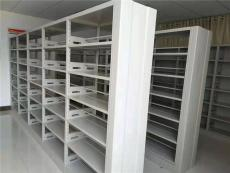 供应商丘钢制单双面图书架厂家订制