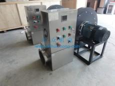 专业订制不锈钢机壳高压循环型热风机