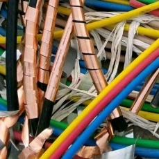 今天滨海新回收废铜回收废旧电缆今日价格