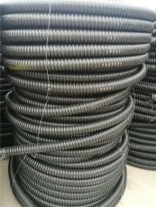 廠家批發優質pe碳素波紋管 穿線電力保護管