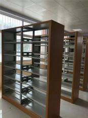 供应临沂阅览室图书架生产订制厂家