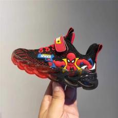 福建泉州秋季新款巴布豆BABUDOG品牌童鞋批