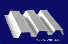 YXB75-200-600開口承重板有效寬度